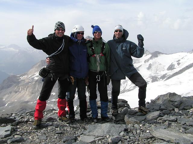 Vanoise Gletsjertocht