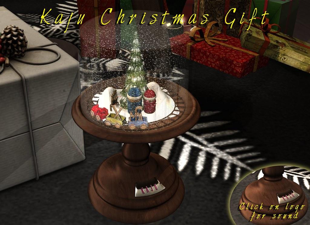 Kaju Christmas Gift