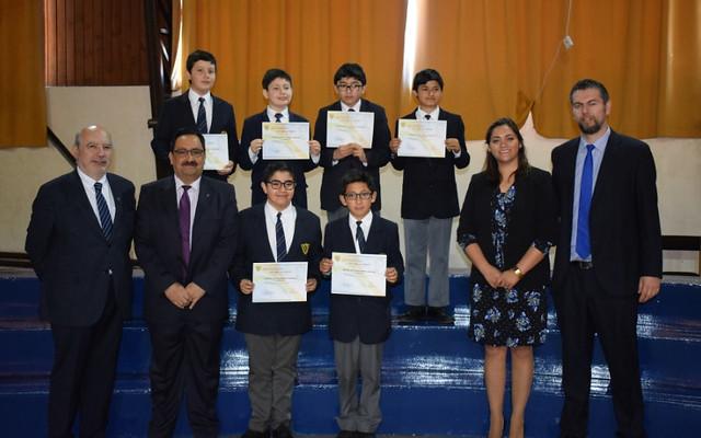 Premiación Académica ISV 2018 (Galería 8)