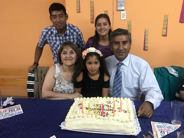 Saludo Cumpleaños pastor Nestor Seguel