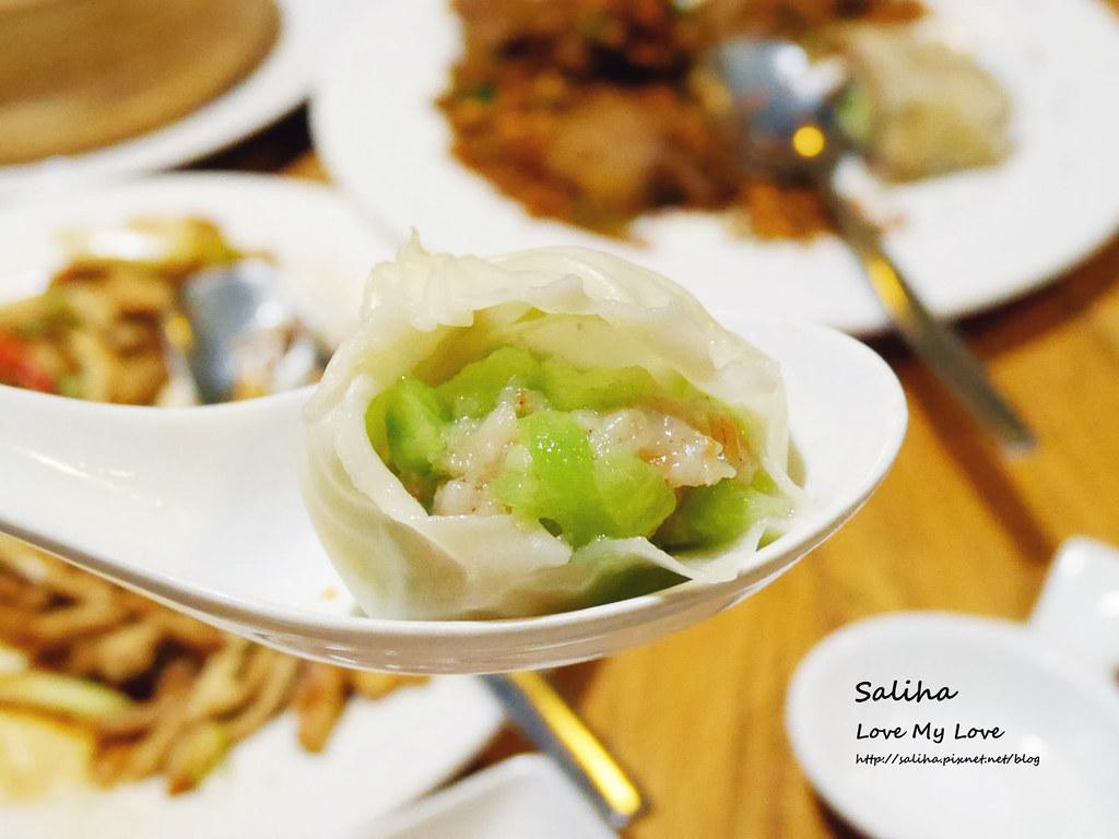 台北文化大學美軍宿舍群附近餐廳推薦康迎鼎中式合菜小籠包點心 (2)
