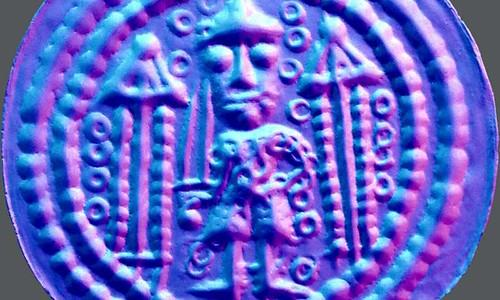 OSCAR coin surface scan