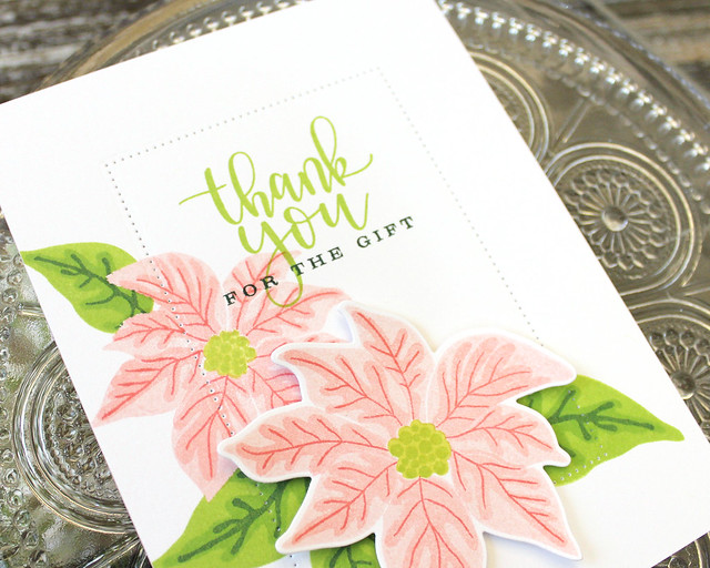 LizzieJones_PapertreyInk_SimpleToSpectacular_PaintedPoinsettias_SimpleThankYouForTheGiftCard2