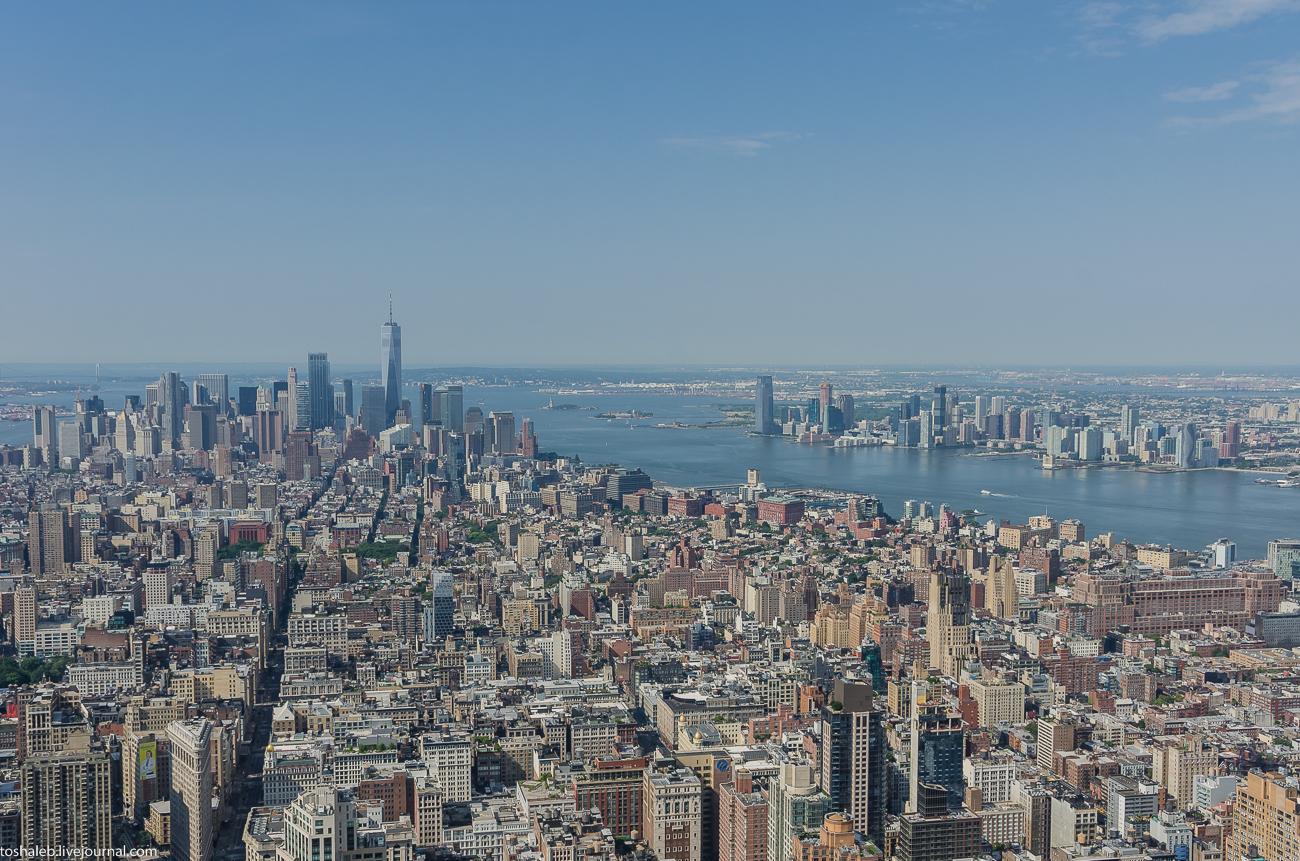 Нью-Йорк_Empire State Building-59