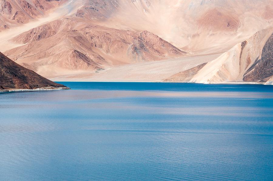Озеро Пангонг, Ладакх, Индия 2018 © Kartzon Dream - авторские путешествия, авторские туры в Индию, тревел фото, тревел видео, фототуры
