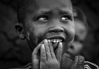 Maasai Boy II