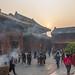 Юнхэгун- ламаистский храм мира и гармонии.