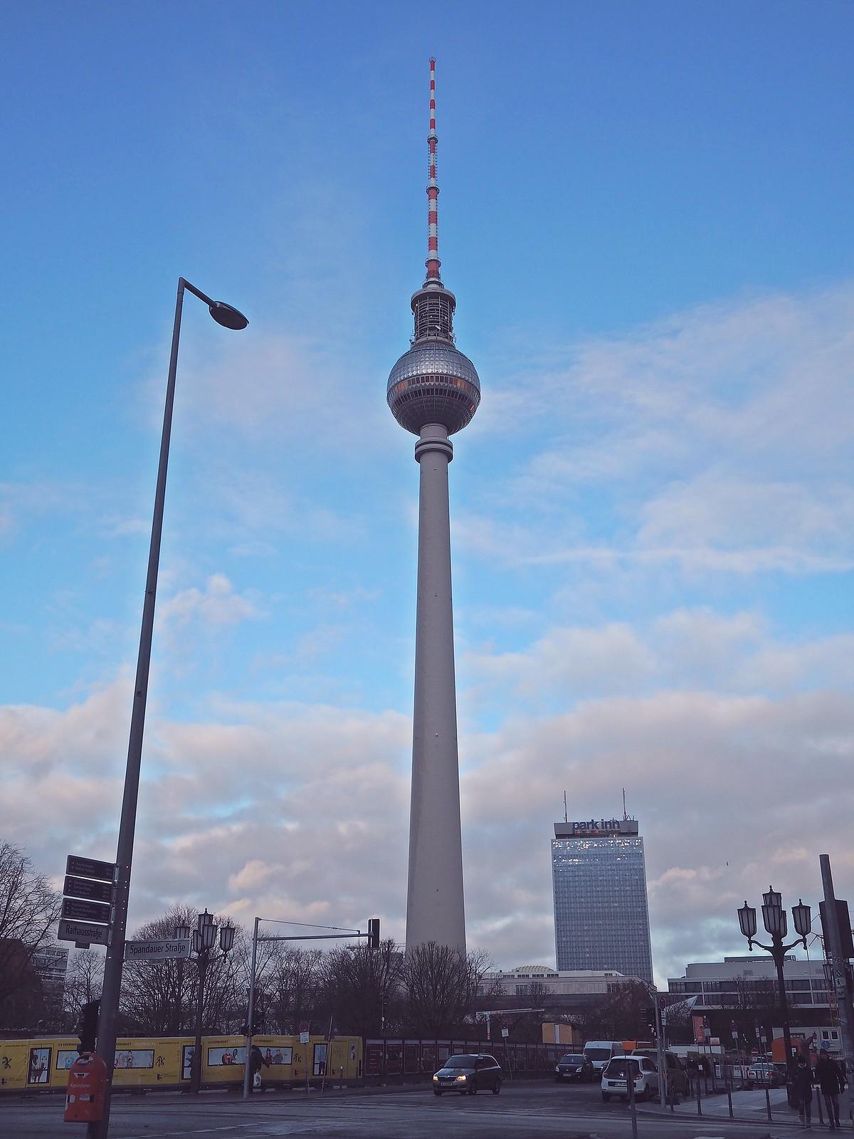 tv-tower berliini