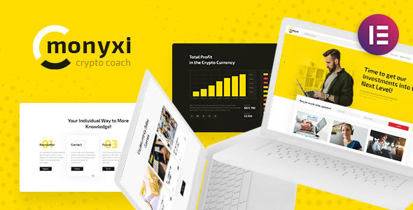 Monyxi v1.0 - Cryptocurrency Trading Business Coach