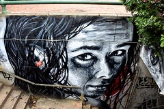Mural - Massachusetts Ave Washington DC