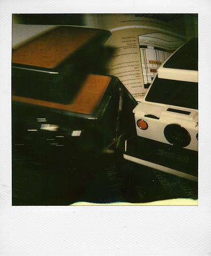 """My SX70 (Test de filtres """"effets speciaux"""" pour Polaroid Spectra)"""