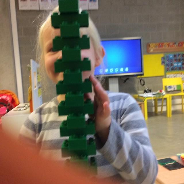 3kk Kerstbomen Bouwen Met Lego