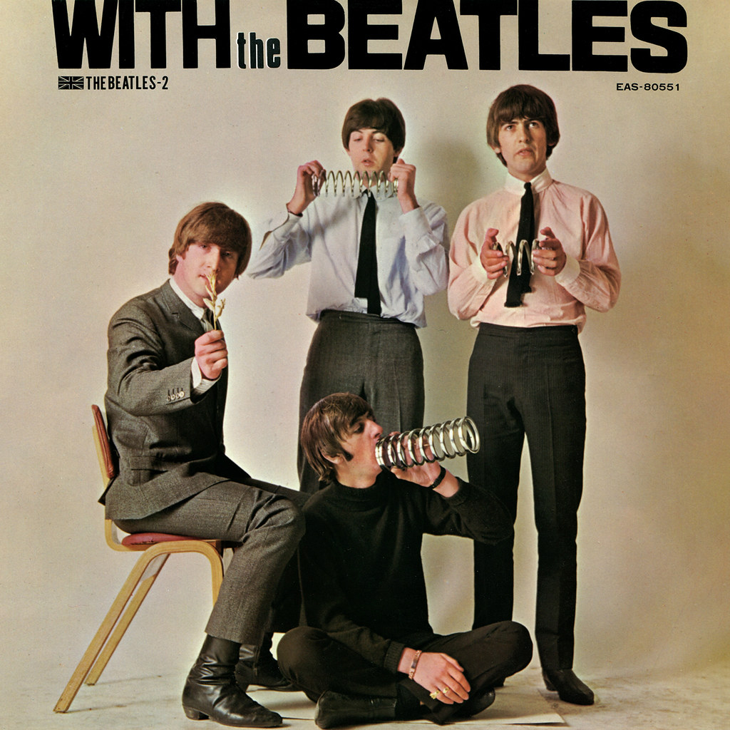 The Beatles - With The Beatles - MFSL Re-Issue