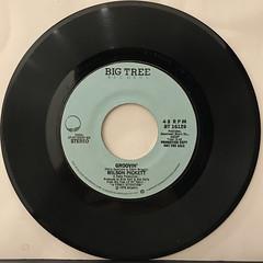WILSON PICKETT:GROOVIN'(RECORD SIDE-A)