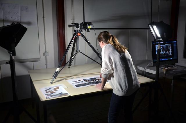 Le 75 (2019) : Workshop avec Stéphane Aubier et Vincent Patar