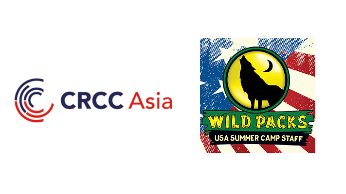 CRCC Asia and Wild Packs USA Summer Camp Staff