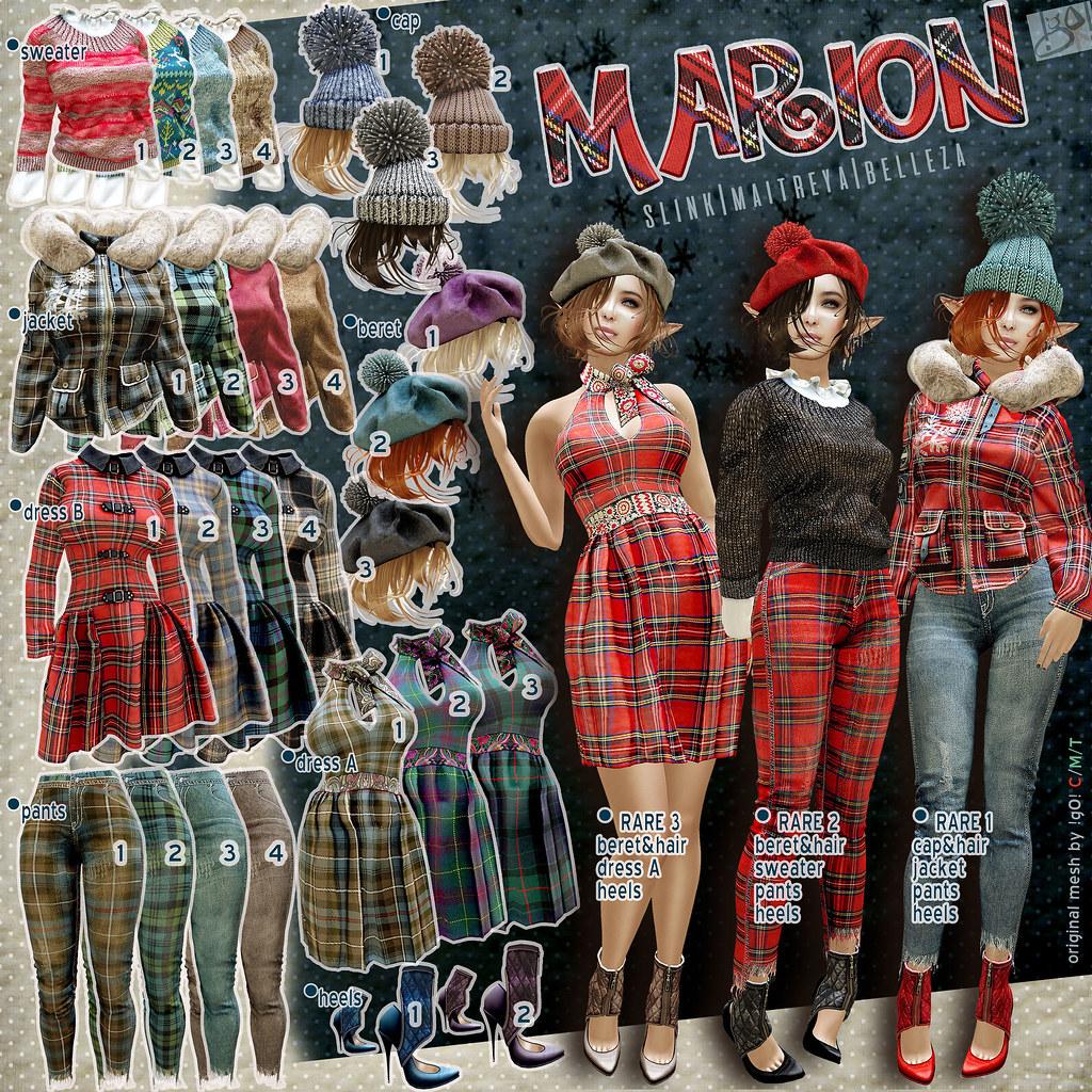!gO! Marion - gacha key - TeleportHub.com Live!