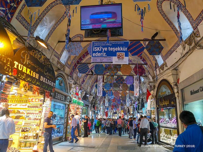 2018 Turkey Istanbul Grand Bazaar 2