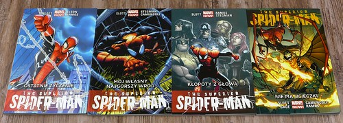 Spider-man The Superior 1-4