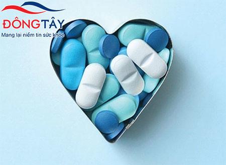 Một trong những cách điều trị rối loạn nhịp là dùng thuốc
