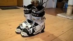skialpinistické boty - titulní fotka