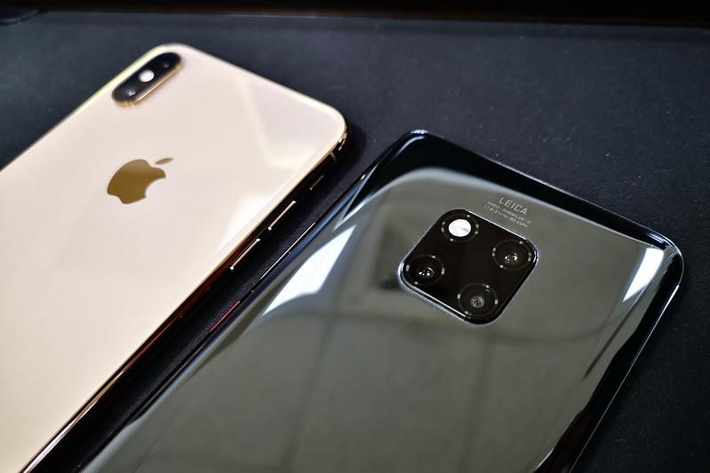 Mate 20 Pro 對決 iPhone Xs Max 相機實拍 PK測試 - 1