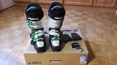 Lyžařské boty Alpina X thor 12 - titulní fotka