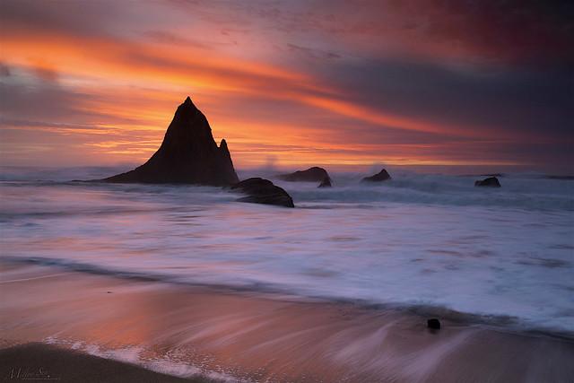A Mythical Sunset