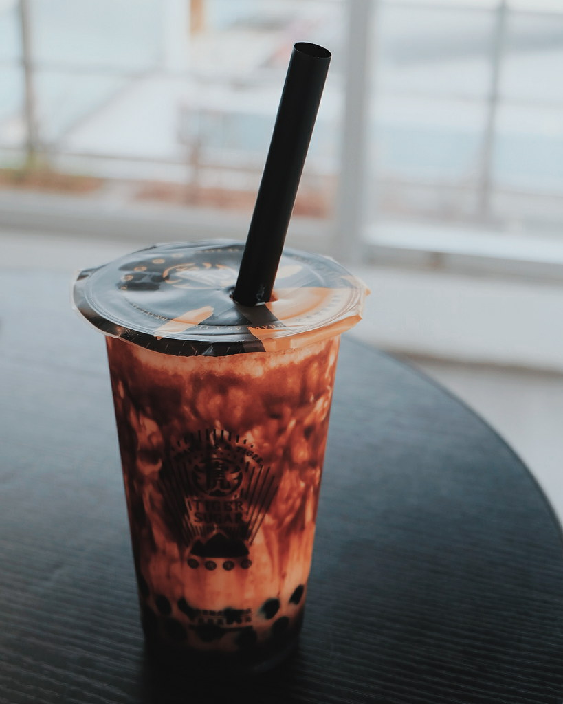 tiger sugar milk tea philippines menu