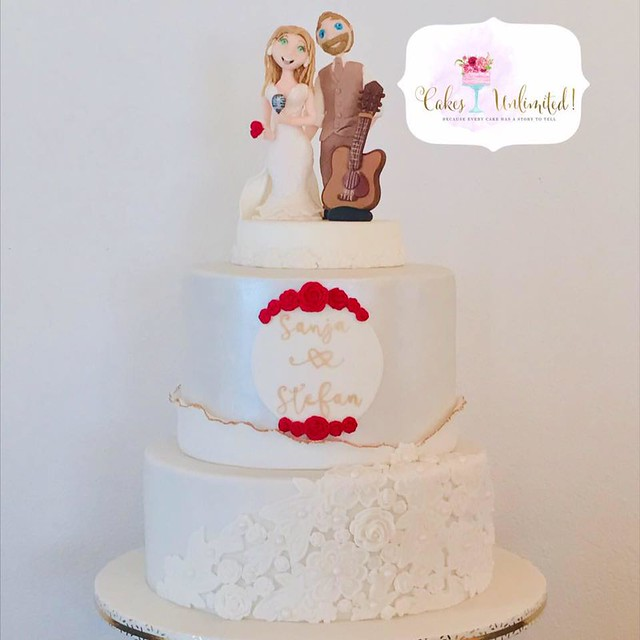 Cake by Cakes Unlimited