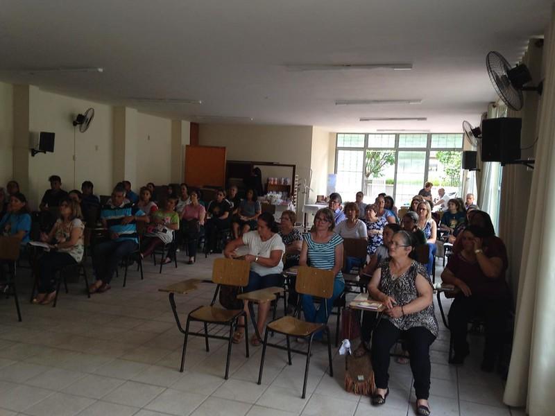 Retiro para missionários e famílias - Londrina/PR