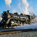 Blowing Off Steam posted by SAL-Railfan to Flickr