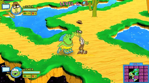 Toejam & Earl: Back in the Groove | by PlayStation.Blog