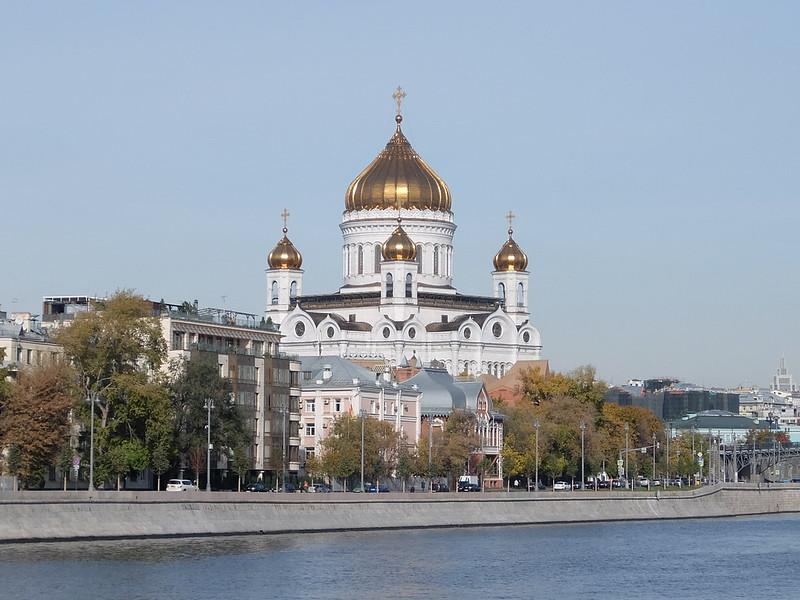 Москва - Храм Христа Спасителя