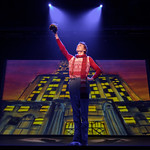 Elf - The Musical at the Arvada Center - Josh Houghton (Buddy) Matt Gale Photography 2018