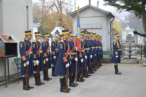 Parastas și onoruri militare în memoria Cardinalului Iuliu Hossu