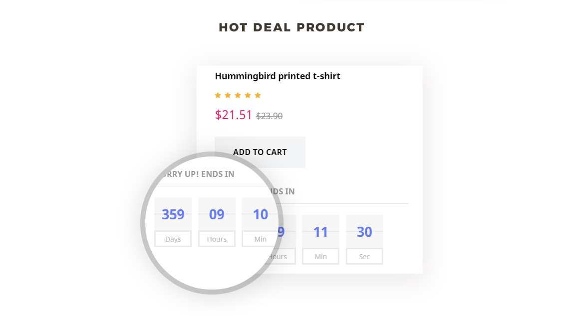 hot deal product