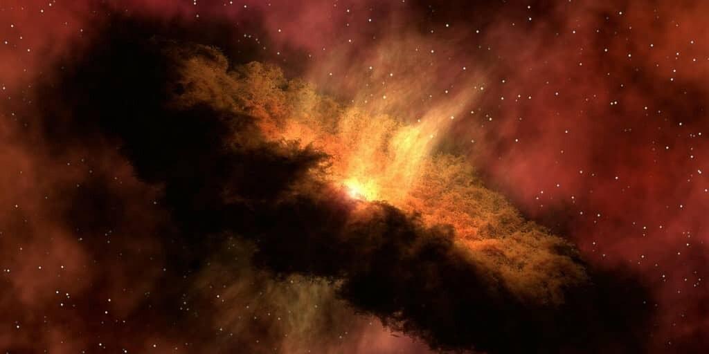 L'Univers a atteint son apogée 4 milliards d'années après le big bang