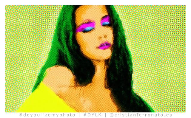 Ritratto Pop Art #2