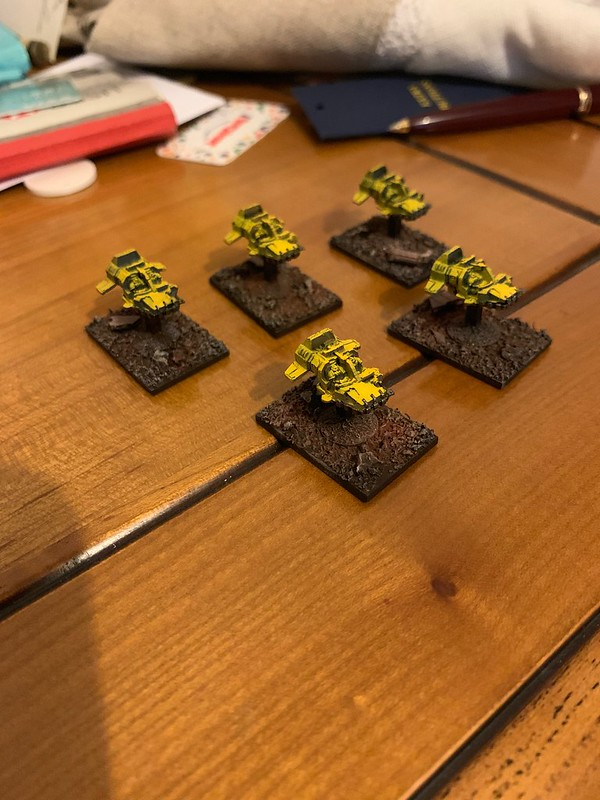 [Manouel]Dossier WIP : Imperial fist 40k / Sons of Horus 30k 45604520284_4cc8e5ee06_c