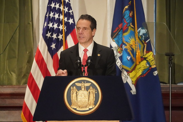 Governor Cuomo Unveils Agenda for First 100 Days -- 2019 Justice Agenda