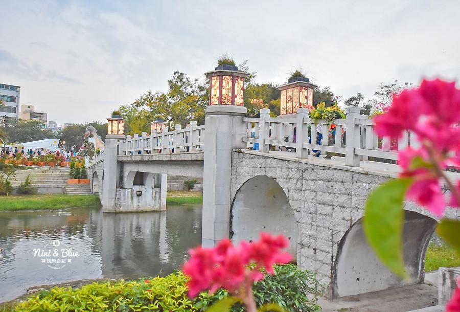 豐原葫蘆墩公園 豐原水岸 台中花博 夜景12