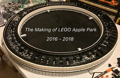 The Making of LEGO Apple Park