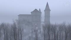 His precious castle