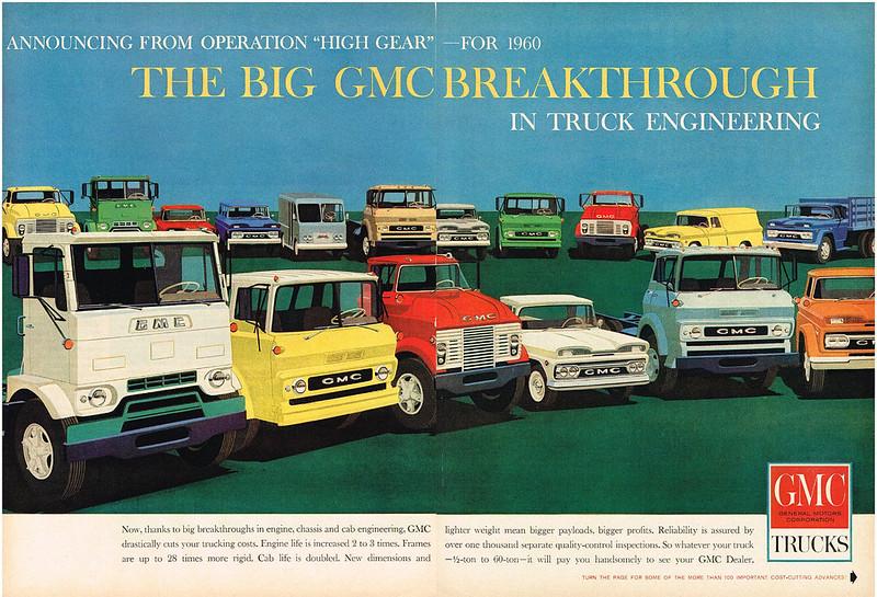 1960 GMC