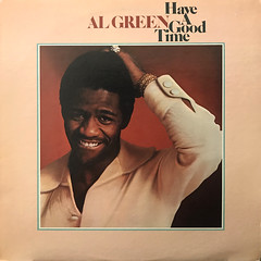 AL GREEN:HAVE A GOOD TIME(JACKET A)