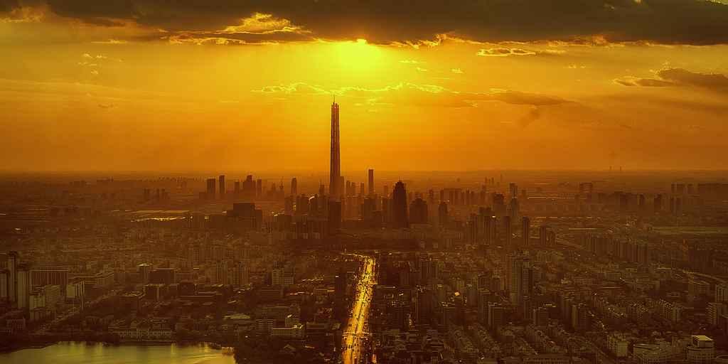 Modélisation : l'urbanisation et le changement climatique