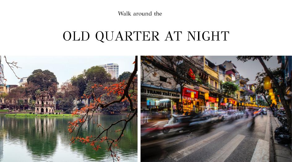 the old quarter