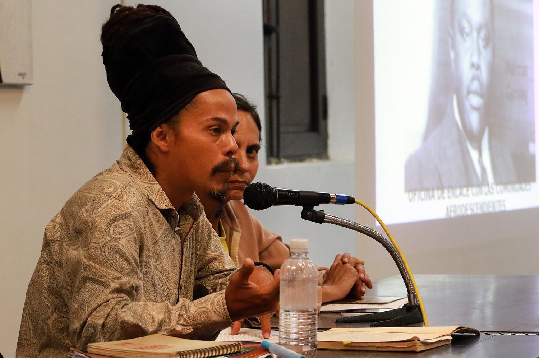 I Coloquio de la literatura de la diáspora africana en el marco de la Filven