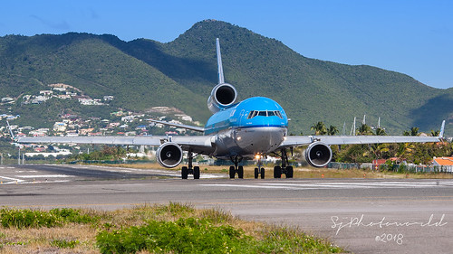 KLM Dutch Airlines MD-11 PH-KCF | by SjPhotoworld